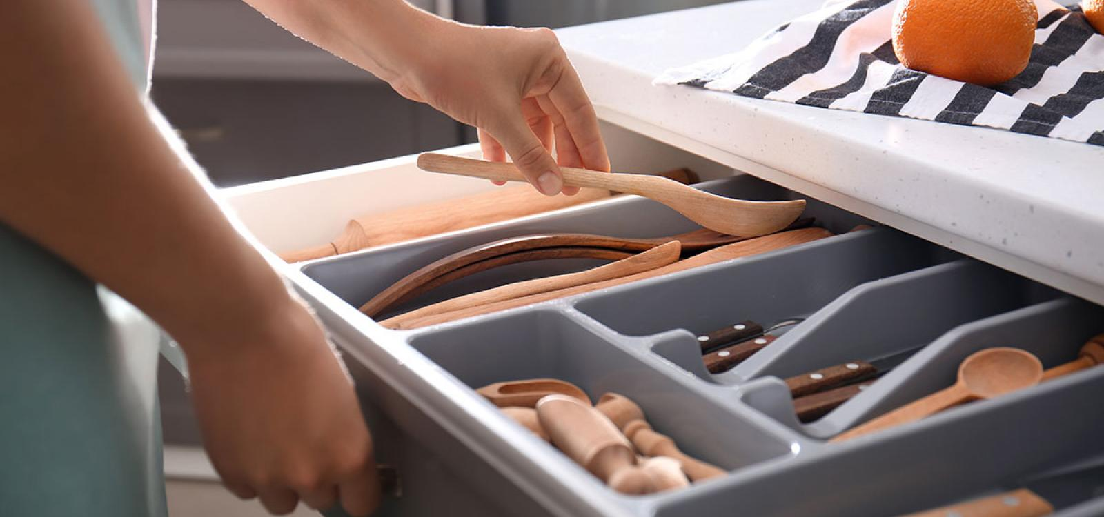 Recomendaciones para organizar la cocina correctamente