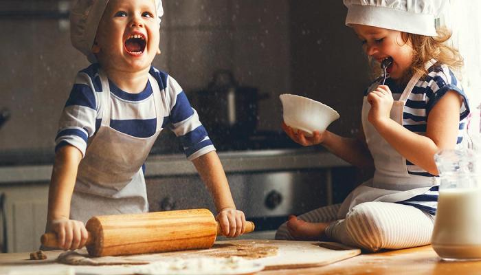 La receta de cocina perfecta para preparar en familia