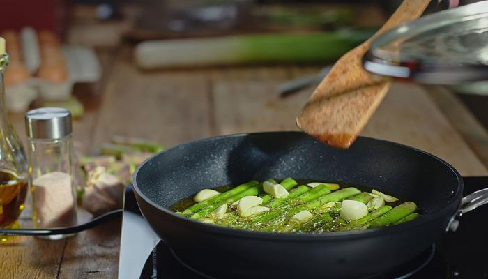 Consejos para cocinar correctamente en tu sartén